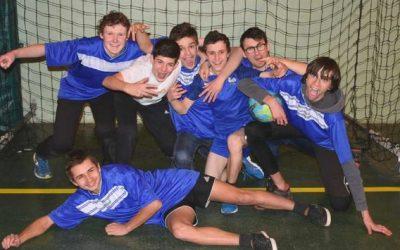 Tournoi de foot au Lycée Costa de Beauregard