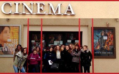 """Dispositif Régional : """"Lycéens au cinéma"""""""