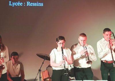 Emilien, Martin, Adrien et les 2 Marie (Ressins) M
