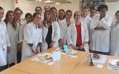 Concours culinaire au Lycée Saint André