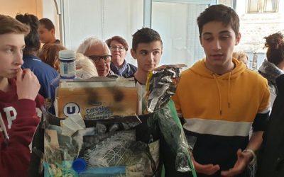 Biodiversité en danger : des lycéens alertent !