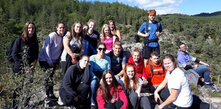 Voyage pédagogique en Lozère