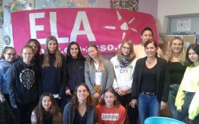 Le lycée du Val de Drôme fidèle à l'association ELA