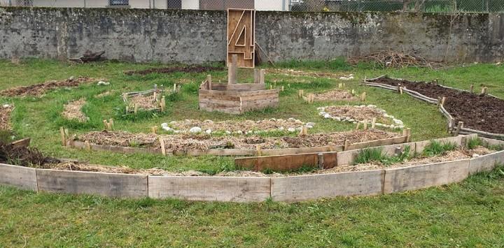 Le projet mandala suit son cours à Saint Marcellin