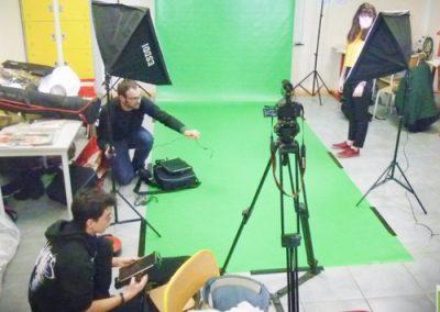 JEANNE ANTIDE ANIMATION - FESTIMAJ 2020 - BAC PRO TCV Animalerie