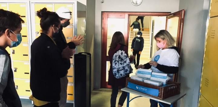 Semaine de Rentrée au Lycée Jeanne Antide