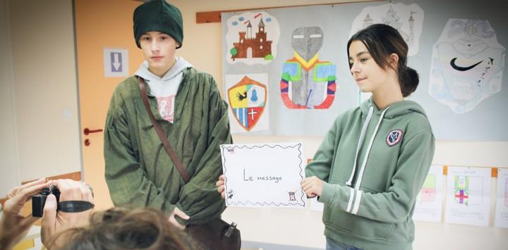 Une semaine particulière au Lycée Jeanne Antide