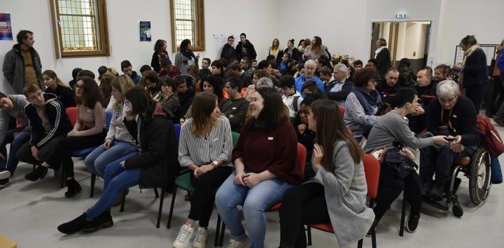 Rencontres sanitaires et sociales au Lycée de Chambéry