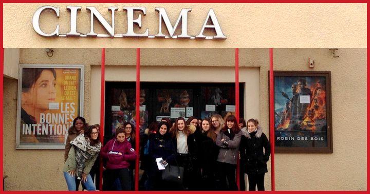 Dispositif Régional : «Lycéens au cinéma»
