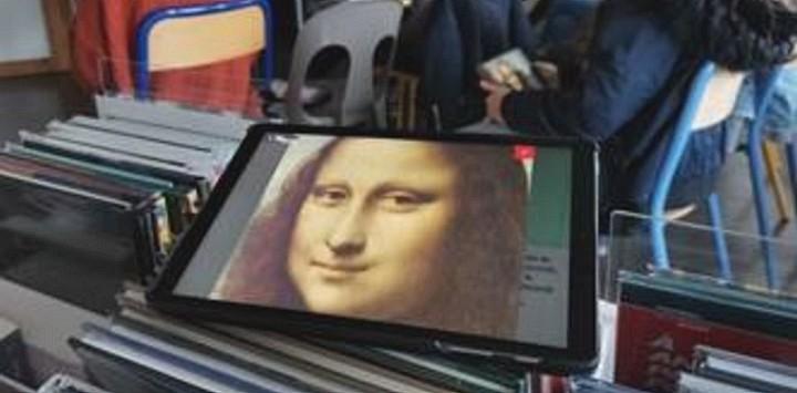 L'art s'invite dans un lycée de Savoie