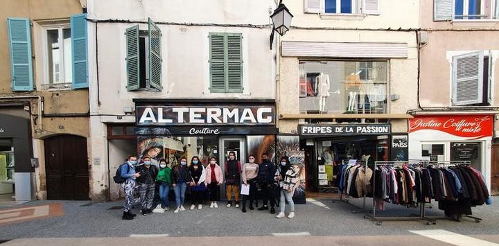 Journée «shopping» à Saint Marcellin