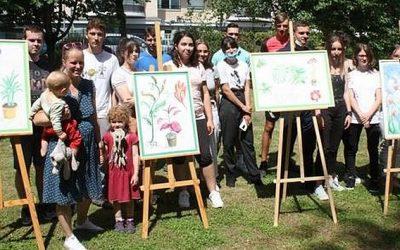 Exposition d'aquarelles au Lycée de Chambéry