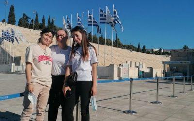 Stage ERASMUS en Grèce